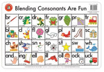 Blending Consenants are Fun Placemat