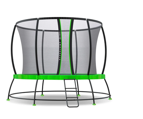 8Ft Hyperjump 3 Springless Trampoline