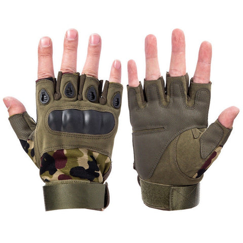 Tactical Gloves Camo