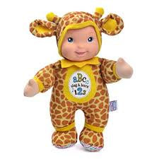 Baby's First Sing and Learn Doll Giraffe Outfit