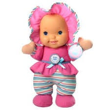 Baby's First Baby Giggles Doll