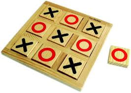Fun Factory Noughts & Crosses Game