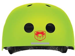 Adrenalin Cross Sports Pro Helmet Lime
