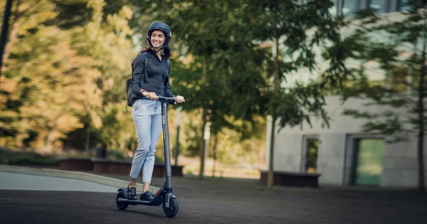 NINEBOT BY SEGWAY ES2 -ELECTRIC SCOOTER