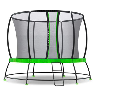 10ft HyperJump 3 Springless Trampoline Set
