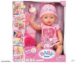 Baby Born Soft Touch - Girl