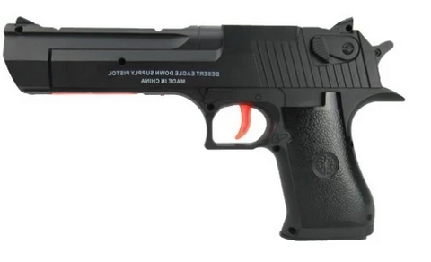 Toy gun Battery Operated Desert Eagle Gel Blaster