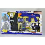 Police force weapon set