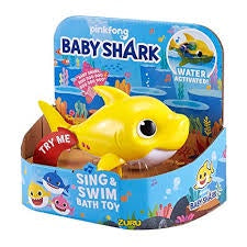 Robo Alive Junior Robotic Baby Shark Assorted