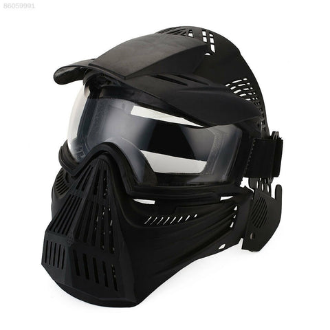 Full Face Mask Black