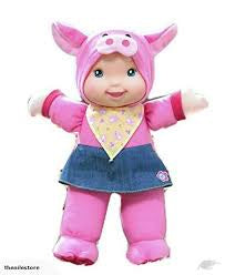 Baby's First Farm Animal Friends Doll Pig Outfit