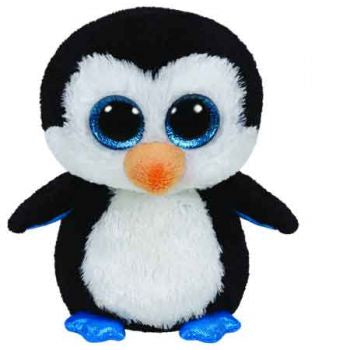 Ty Beanie Boos Regular Waddles the Penguin