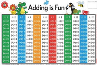 Adding is Fun Place mat