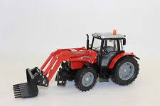 Siku Massey Ferguson with Front Loader 1:32 Scale
