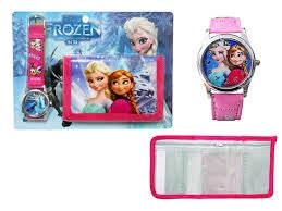Watch & Wallet Set Boys & Girls Assorted