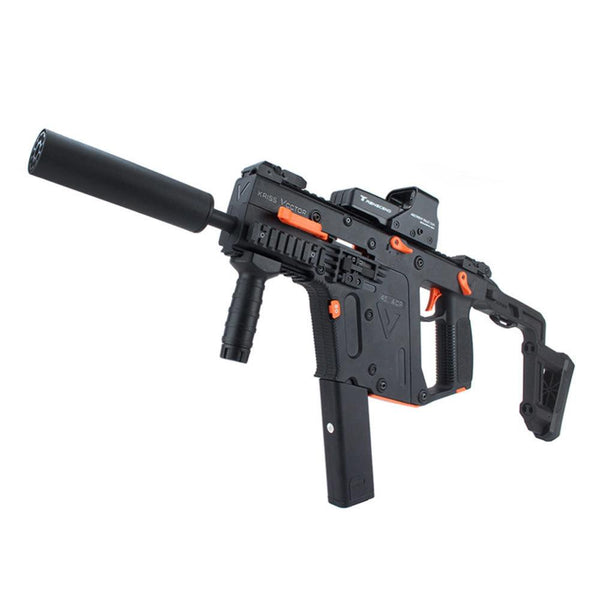 Toy Gun Battery Operated Kriss Vector V2