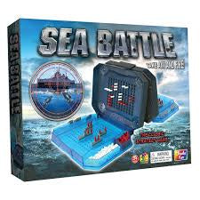 The sea Battle