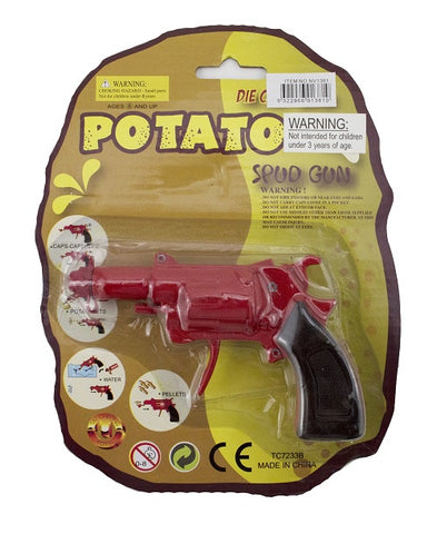 Die Cast Potato Spud Gun