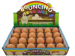 Egg Bouncing Ball