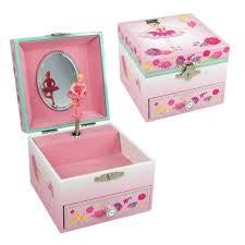 Ballerina Bouquet Small Music Box