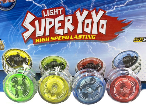 Light Up Super YoYo 5.5cm