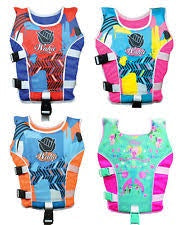 Wahu Swim Aid Vest Jr 2-4 15-25KG Small