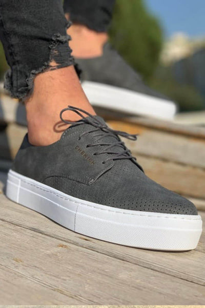 MFW Z50S Sneakers - Grey - MensFashionsWorld