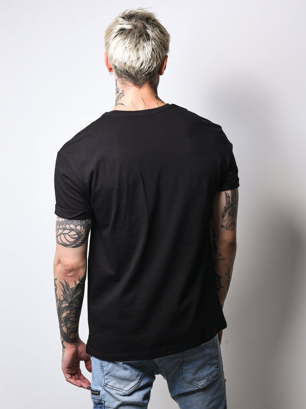 Lost angel Black - MensFashionsWorld