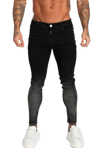 Slim Fit Super Skinny Jeans for Men - MensFashionsWorld