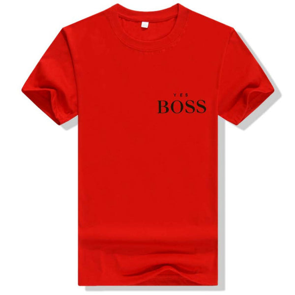 Yes Boss Shirt