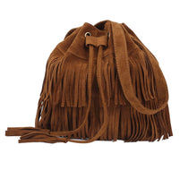 Retro Tassel Shoulder Bag