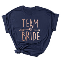 Team Bride & Bridesmaid Tshirt