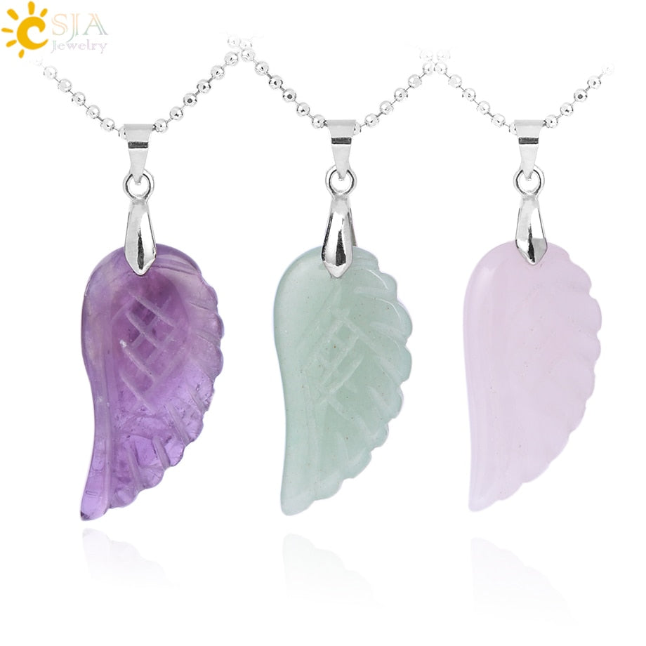 Angel Wing Necklaces & Pendants