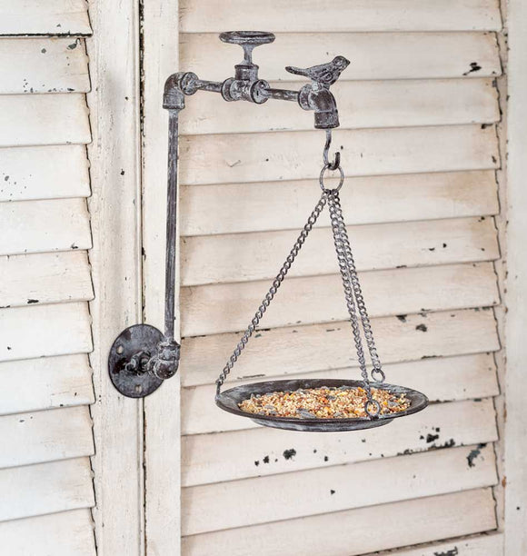 Garden Spigot Bird FeederOld Time Shoppe