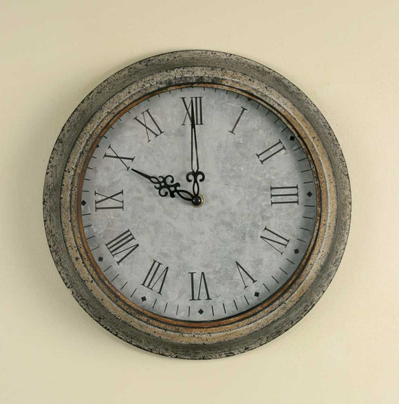 Antique Style Clock - Old-Time-Shoppe