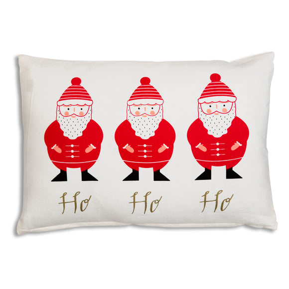 Ho Ho Ho Accent Pillow