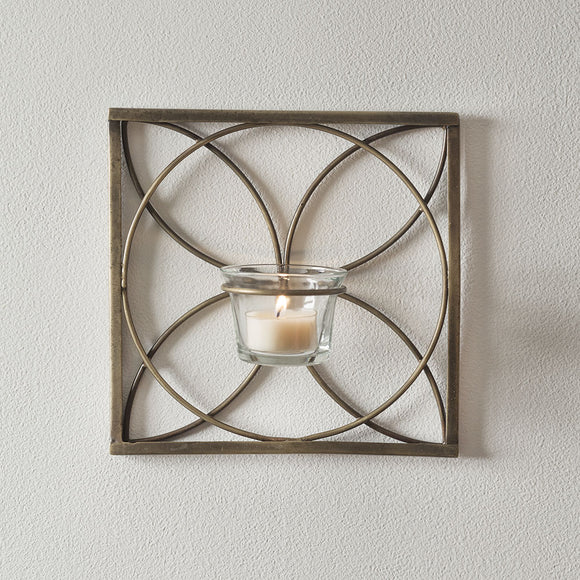 Charlotte Tealight Wall Sconce (Set of 2) - Old-Time-Shoppe