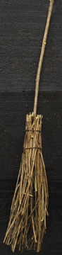 Natural Twig Broom