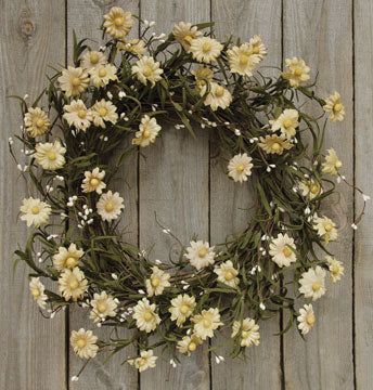 Teastain Daisy & Pip Wreath, 20