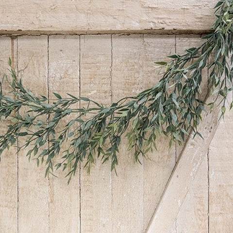 Twlight Ash Garland 6ftOld Time ShoppeWinter