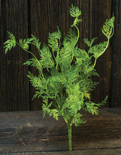 Badium Fern Bush Lt Green 15