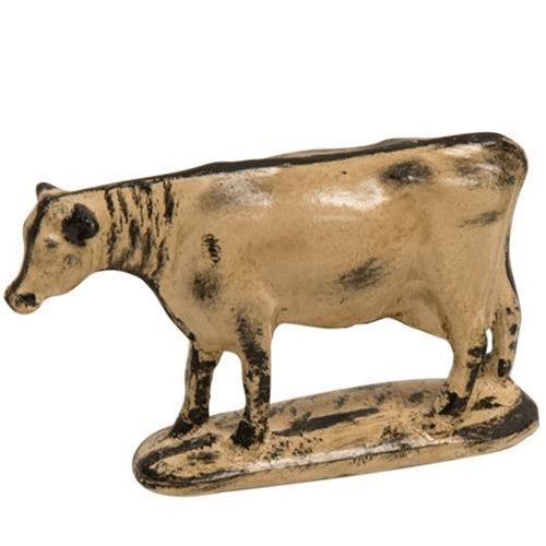 Resin Antique Holstein