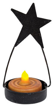 Star Tealight HolderOld Time ShoppeTealight Holder
