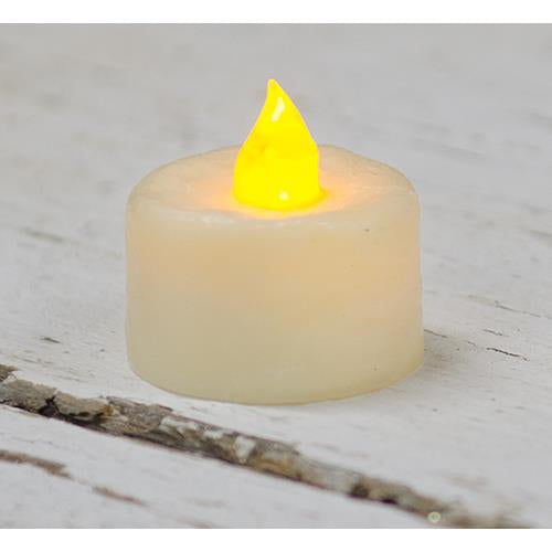 Ivory Switch Tealight
