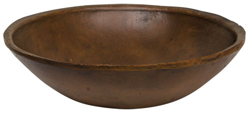 Treenware Shallow Bowl