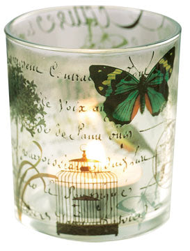Butterfly Votive HolderOld Time ShoppeVotive Holder