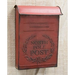 North Pole Post Box, 14