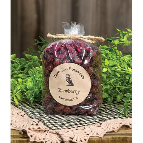 Cranberry Potpourri, 1/2 lb. - Old-Time-Shoppe