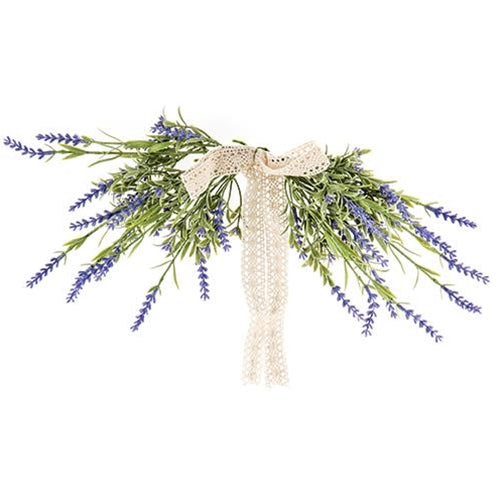 English Lavender Swag - Old-Time-Shoppe