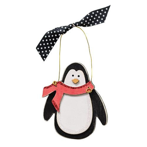 Pepe Penguin Ornament